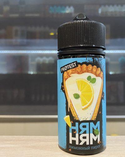 Жидкость Ням Ням Лимонный пирог вкусипар.рф