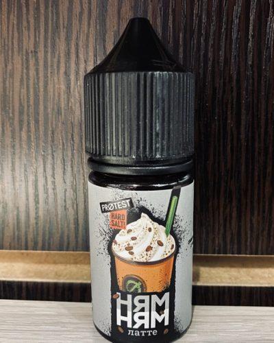 Жидкость Ням Ням hard salt латте вкусипар.рф