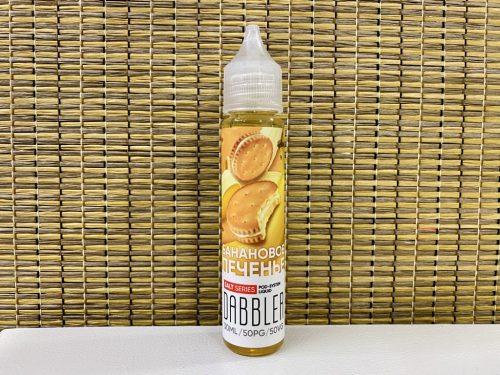 Жидкость Dabbler Salt банановое печенье вкусипар.рф