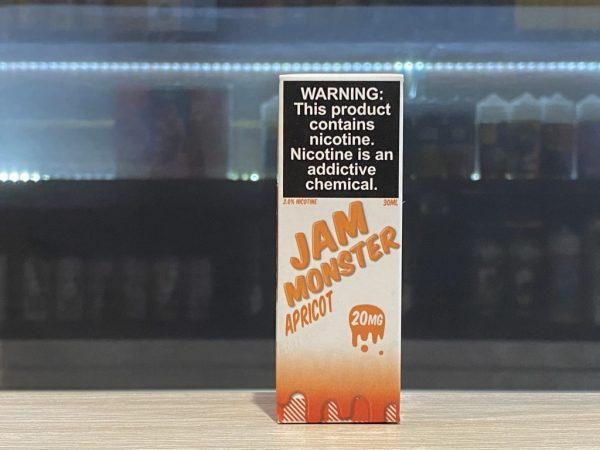 Жидкость Jam Monster Apricot Salt вкусипар.рф