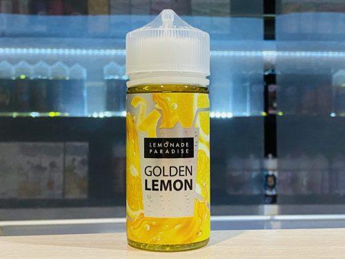 Жидкость Lemonade Paradise Golden Lemon вкусипар.рф