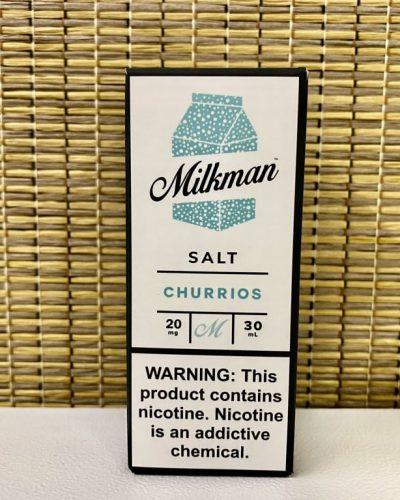 Жидкость Milkman Salt Churrios вкусипар.рф