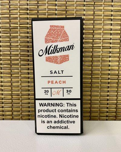 Жидкость Milkman Salt Peach вкусипар.рф