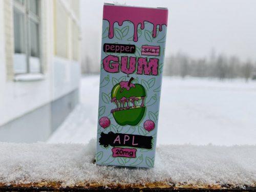 Жидкость Pepper Salt Gum Apl вкусипар.рф