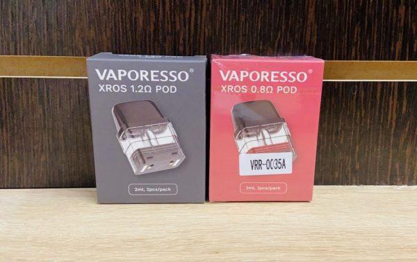 Картриджи на Vaporesso XROS вкусипар.рф