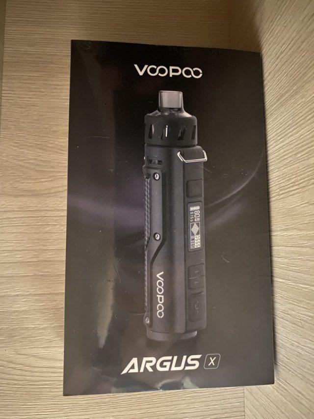 Набор Voopoo Argus X вкусипар.рф
