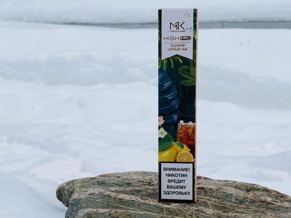 Одноразовая электронная сигарета Masking High Pro ледяной черный чай Зеленоград вкусипар.рф