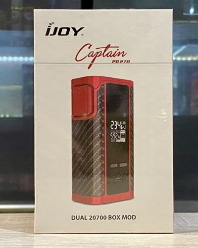 Бокс Мод iJoy Captain PD270 вкусипар.рф