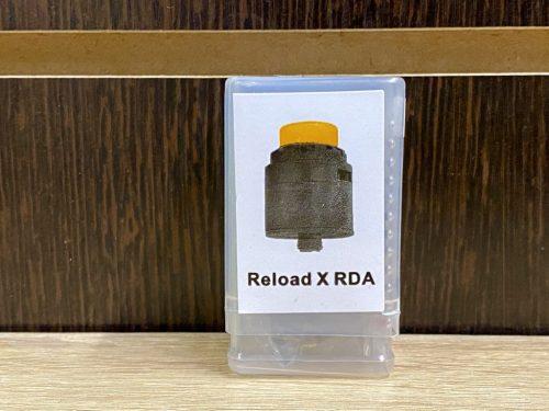 Дрипка Reload X RDA вкусипар.рф