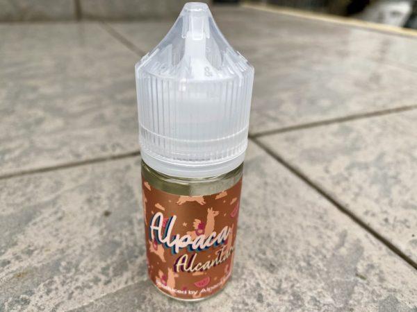 Жидкость Alpaca Alcantara вкусирар.рф
