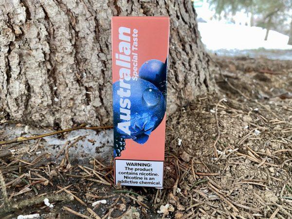 Жидкость Australian Special Taste черника вкусипар.рф