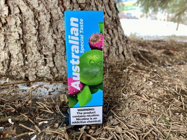 Жидкость Australian Special Taste Australian Lime Cactus вкусипар.рф