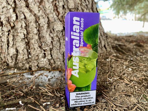 Жидкость Australian Special Taste Tilia Tree Punsh вкусипар.рф
