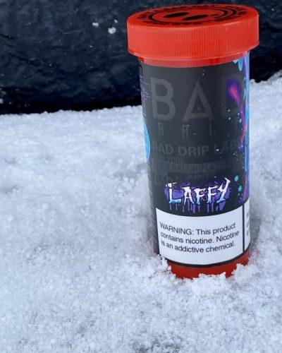 Жидкость Bad Drip Salt Laffy вкусипар.рф