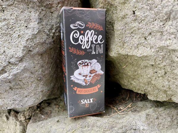 Жидкость Coffe-in Salt Hot Chocolate вкусипар.рф
