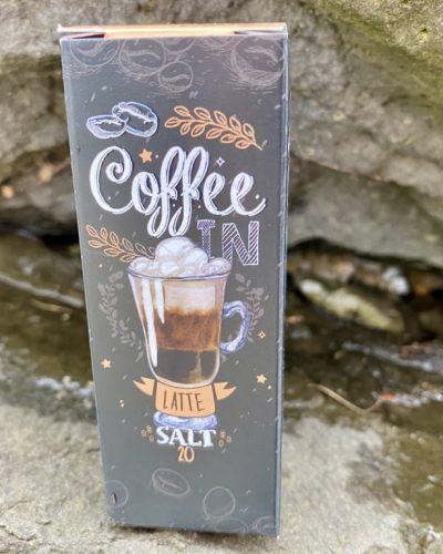 Жидкость Coffe-in Salt Latte вкусипар.рф