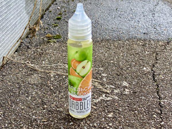 Жидкость Dabbler Salt Апельсин с Яблоком вкусипар.рф