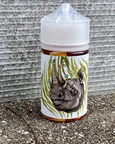 Жидкость Dr. Grimes - Rino Circles вкусипар.рф