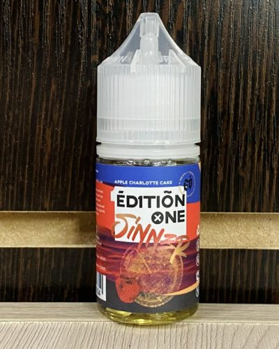 Жидкость Edition One Salt Dinner вкусипар.рф