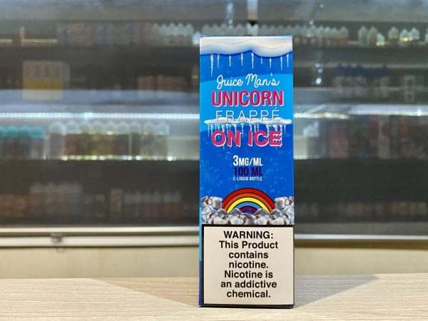 Жидкость Juice Man Unicorn Frappe On Ice вкусипар.рф