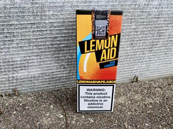 Жидкость Lemon Aid Pear Lemonade вкусипар.рф