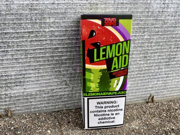 Жидкость Lemon Aid Watermelon Lemonade вкусипар.рф