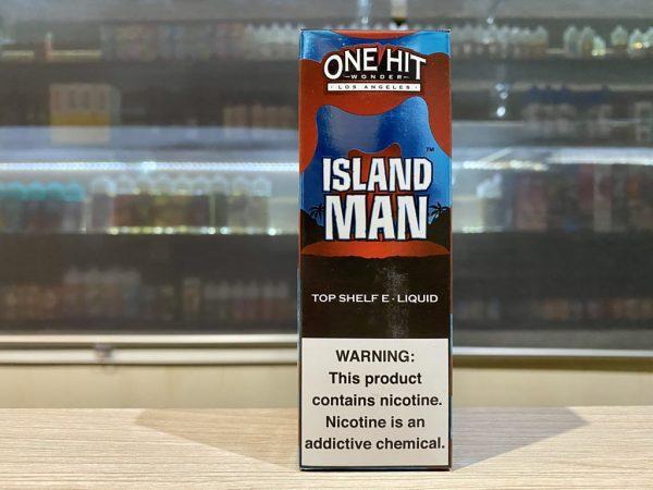 Жидкость One Hit Wonder Island Man вкусипар.рф