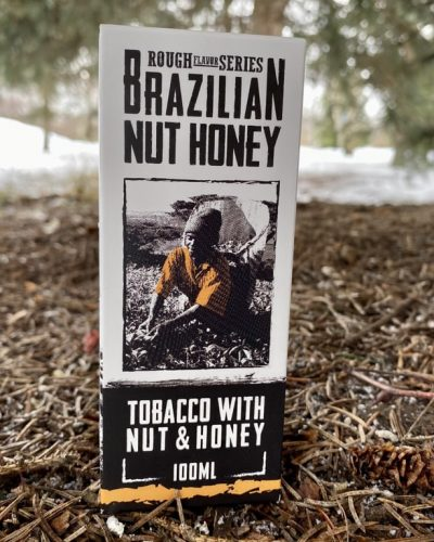 Жидкость Rough Flavor Series Brazilian Nut Honey вкусипар.рф