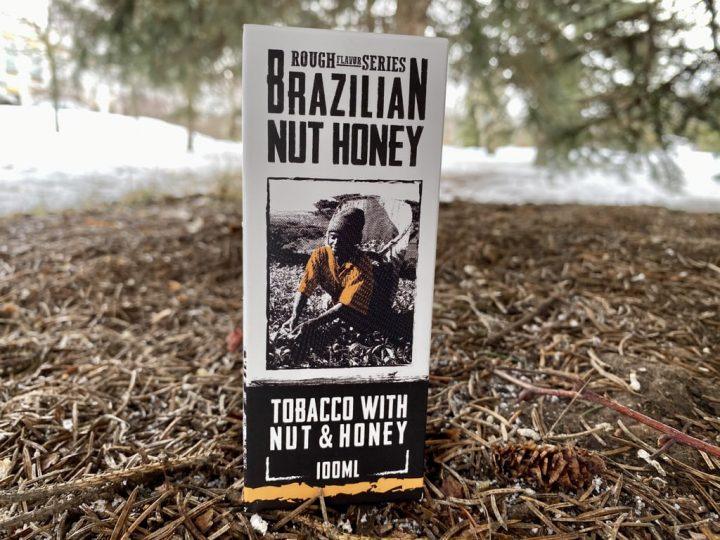 Жидкость Rough Flavor Series Brazilian Nut Honey вкусипар.рф