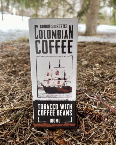 Жидкость Rough Flavor Series Colombian Coffee вкусипар.рф