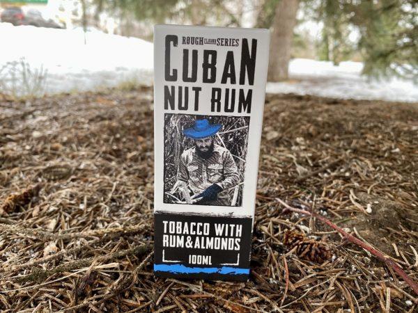 Жидкость Rough Flavor Series Cuban Nut Rum вкусипар.рф