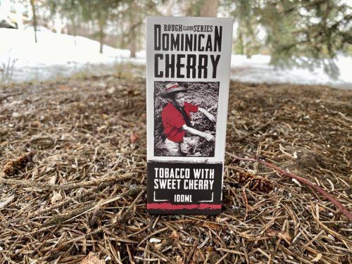 Жидкость Rough Flavor Series Dominican Cherry вкусипар.рф