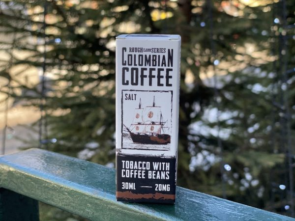 Жидкость Rough Flavor Series Salt Colombian Coffee вкусипар.рф