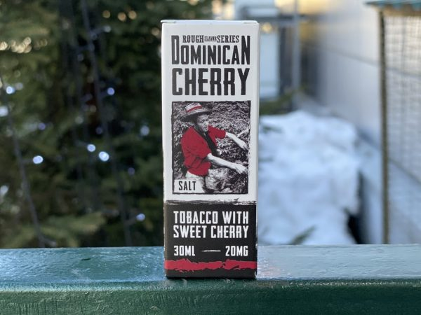 Жидкость Rough Flavor Series Salt Dominican Cherry вкусипар.рф
