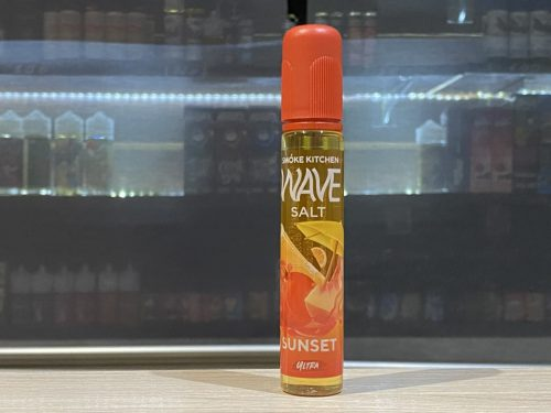 Жидкость SK Wave Salt Ultra Sunset вкусипар.рф