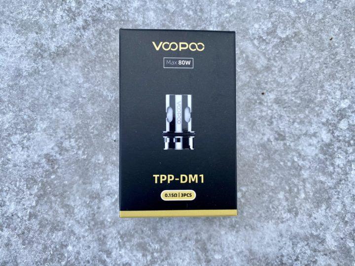 Жидкость Voopoo TPP-DM1 вкусипар.рф