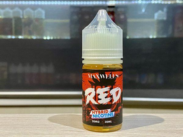 Жидкость maxwells Hybrid red вкусипар.рф