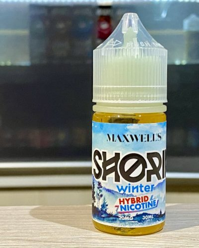 Жидкость maxwells Hybrid shoria winter вкусипар.рф