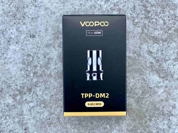 Испаритель Voopoo TPP-DM2 вкусипар.рф