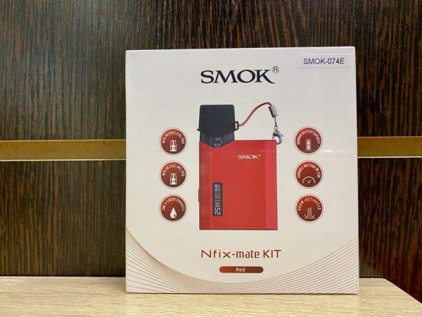 Набор Smok Nfix-mate kit red вкусипар.рф