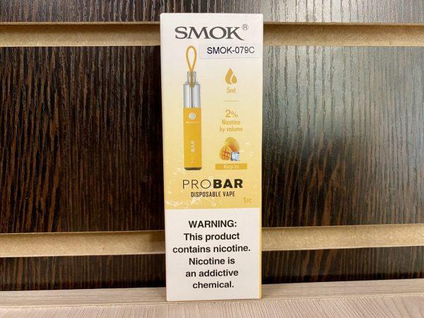 Smok ProBar Манго с холодом вкусипар.рф