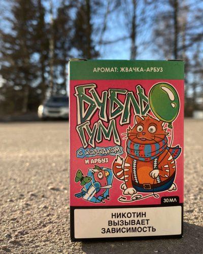 Жидкость Бубль Гум жвачка и арбуз вкусипар.рф