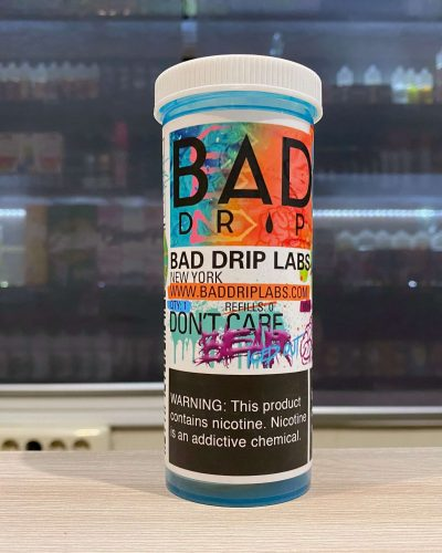 Жидкость Bad Drip Dont Care Bear Iced Out вкусипар.рф
