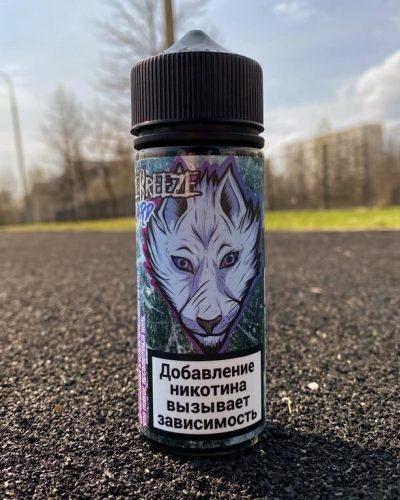 Жидкость Freeze Breeze Blizzard Mango Ice вкусипар.рф