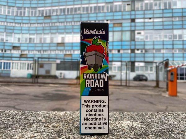 Жидкость Killer Kustard Rainbow Road вкусипар.рф
