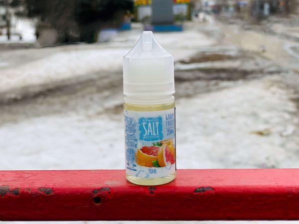 Жидкость Skwezed Salt Grape Fruit вкусипар.рф