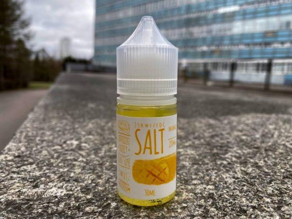 Жидкость Skwezed Salt Mango вкусипар.рф