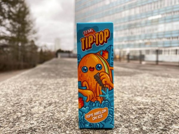 Жидкость Tip-Top Ripe Melon on Ice вкусипар.рф