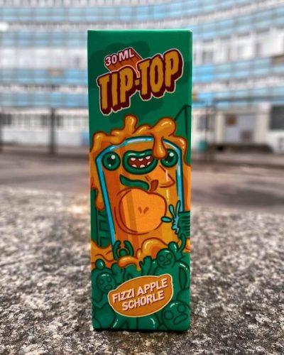 Жидкость Tip-Top Salt Fizzi Apple Schorle вкусипар.рф
