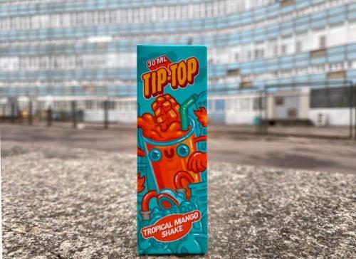 Жидкость Tip-Top Salt Tropical Mango Shake вкусипар.рф